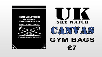 Shop and raise awareness with a UK SKY WATCH BAG!